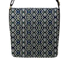 F 6 Flap Messenger Bag (l)