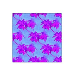 Palm Trees Caribbean Evening Satin Bandana Scarf