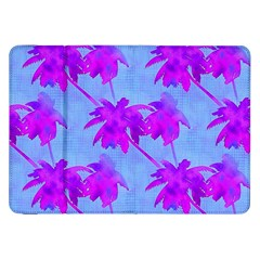Palm Trees Caribbean Evening Samsung Galaxy Tab 8 9  P7300 Flip Case by CrypticFragmentsColors