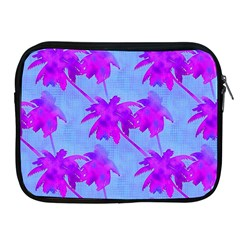 Palm Trees Caribbean Evening Apple Ipad 2/3/4 Zipper Cases by CrypticFragmentsColors