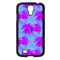 Palm Trees Caribbean Evening Samsung Galaxy S4 I9500/ I9505 Case (black)