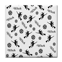 Witches And Pentacles Tile Coasters by IIPhotographyAndDesigns