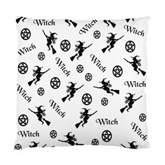 Witches And Pentacles Standard Cushion Case (one Side)