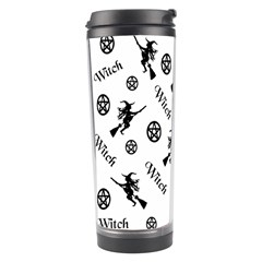 Witches And Pentacles Travel Tumbler