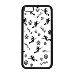 Witches And Pentacles Apple Iphone 5c Seamless Case (black)