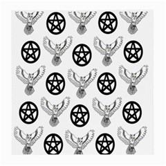 Owls And Pentacles Medium Glasses Cloth (2 Side)