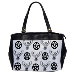 Owls And Pentacles Office Handbags