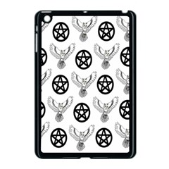 Owls And Pentacles Apple Ipad Mini Case (black)