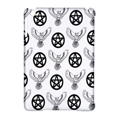 Owls And Pentacles Apple Ipad Mini Hardshell Case (compatible With Smart Cover)