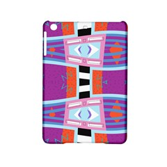 Mirrored Distorted Shapes                              Apple Ipad Air Hardshell Case