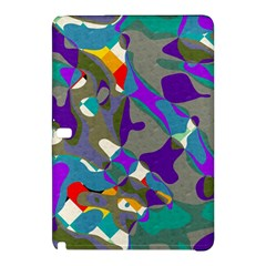 Blue Purple Shapes                                Nokia Lumia 1520 Hardshell Case by LalyLauraFLM