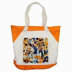 Paint On A White Background                                       Accent Tote Bag