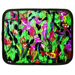 Spring Ornaments 2 Netbook Case (xl)