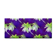 Palm Trees Hot Summer Nights Hand Towel