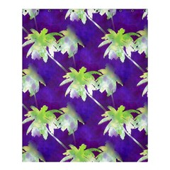 Palm Trees Hot Summer Nights Shower Curtain 60  X 72  (medium)