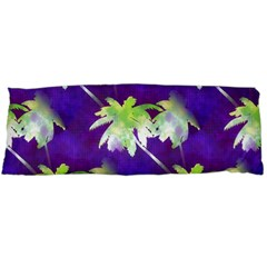 Palm Trees Hot Summer Nights Body Pillow Case (dakimakura)