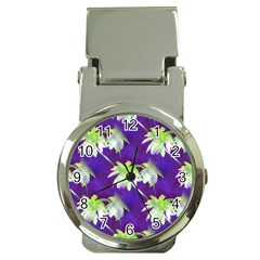 Palm Trees Hot Summer Nights Money Clip Watches
