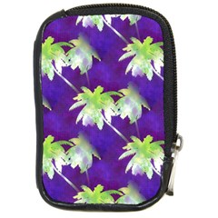 Palm Trees Hot Summer Nights Compact Camera Cases