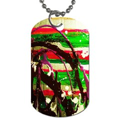 Easter 2 Dog Tag (two Sides)