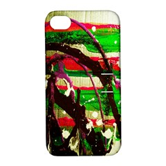 Easter 2 Apple Iphone 4/4s Hardshell Case With Stand