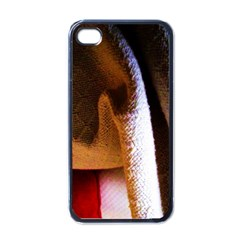 Colors And Fabrics 28 Apple Iphone 4 Case (black)
