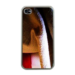 Colors And Fabrics 28 Apple Iphone 4 Case (clear)
