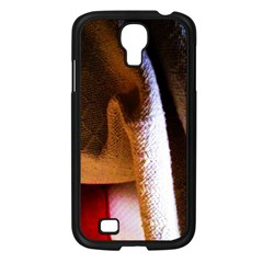 Colors And Fabrics 28 Samsung Galaxy S4 I9500/ I9505 Case (black)