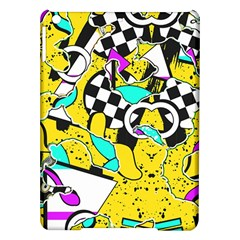 Shapes On A Yellow Background                                   Samsung Galaxy Note 3 N9005 Case (black)
