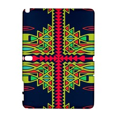 Distorted Shapes On A Blue Background                                 Htc Desire 601 Hardshell Case by LalyLauraFLM
