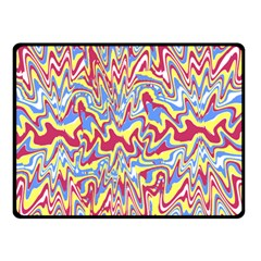 Splash Butterfly Effect Created By Flipstylez Designs Double Sided Fleece Blanket (small)  by flipstylezdes