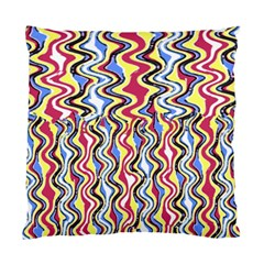 Colorful Tropical Waves Created By Flipstylez Designs Standard Cushion Case (one Side) by flipstylezdes