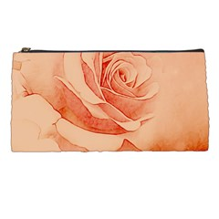 Wonderful Rose In Soft Colors Pencil Cases by FantasyWorld7