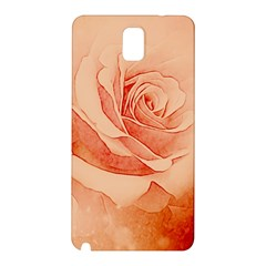 Wonderful Rose In Soft Colors Samsung Galaxy Note 3 N9005 Hardshell Back Case