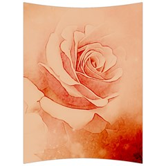 Wonderful Rose In Soft Colors Back Support Cushion