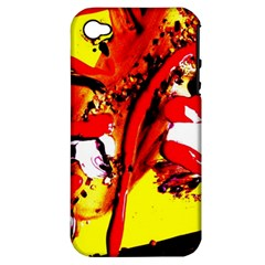 Cry About My Hair Cut Apple Iphone 4/4s Hardshell Case (pc+silicone)