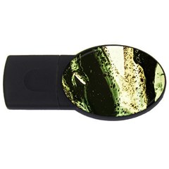 There Is No Promissed Rain 2 Usb Flash Drive Oval (2 Gb)