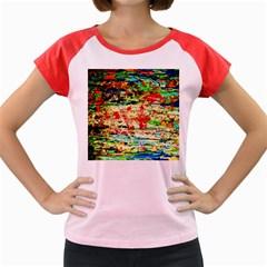 Width 2 Women s Cap Sleeve T Shirt