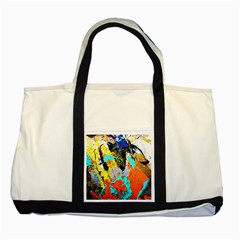 Fragrance Of Kenia 5 Two Tone Tote Bag