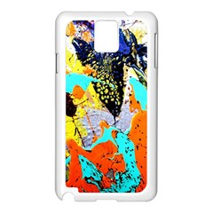 Fragrance Of Kenia 5 Samsung Galaxy Note 3 N9005 Case (white)