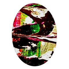 Easter 3 Ornament (oval)