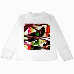 Easter 3 Kids Long Sleeve T Shirts