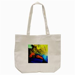 I Wonder 3 Tote Bag (cream) by bestdesignintheworld