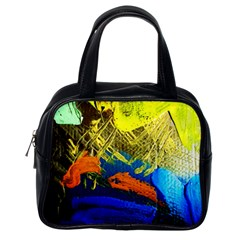 I Wonder 3 Classic Handbags (one Side)