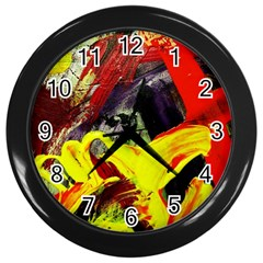 2 Wall Clock (black)