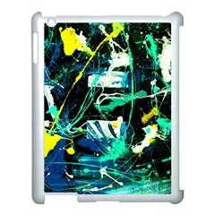 Brain Reflections 3 Apple Ipad 3/4 Case (white)