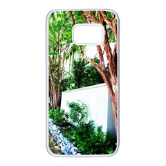 Hot Day In Dallas 40 Samsung Galaxy S7 White Seamless Case