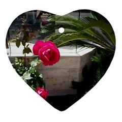 Balboa 5 Heart Ornament (two Sides) by bestdesignintheworld