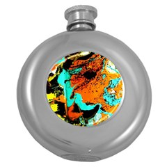 Fragrance Of Kenia 2 Round Hip Flask (5 Oz)