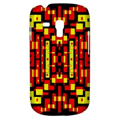 Red Black Yellow 4 Samsung Galaxy S3 Mini I8190 Hardshell Case