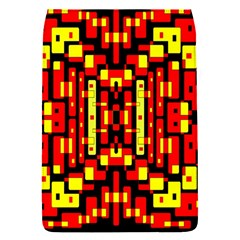 Red Black Yellow 4 Flap Covers (s)